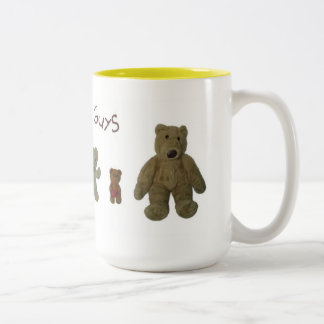 Teddy Bear Mug  -  5 Wise Guys