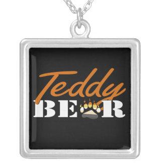 Teddy Bear Necklace