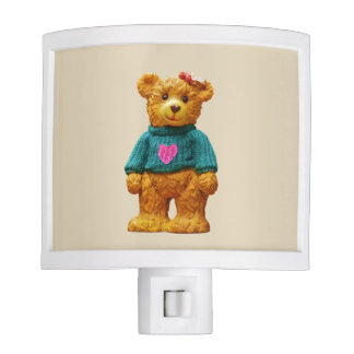 Teddy Bear Night Lights