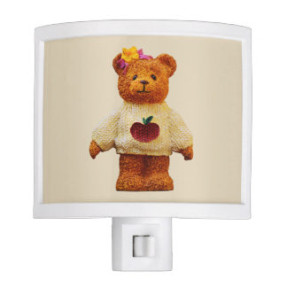 Teddy Bear Night Lite