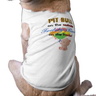 Teddy Bear on the Inside Pet Shirt
