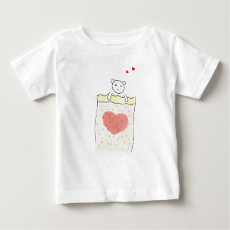 Teddy Bear Sleeping t-shirt