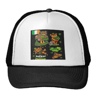 Teddy Bear St. Patrick's Day Collection Trucker Hat