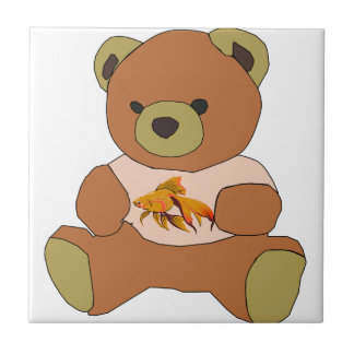 Teddy Bear Tile