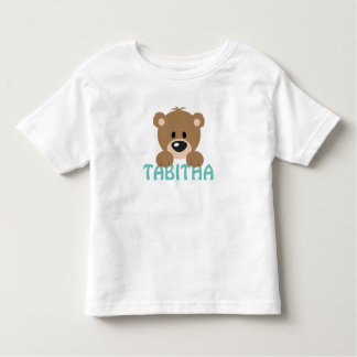 Teddy Bear Toddler Tee