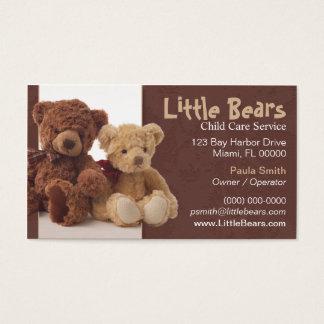 Teddy Bears Business Card