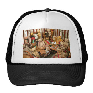 Teddy Bears Collectors Paradise Trucker Hat