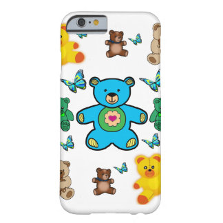 Teddy bears Iphone case for children