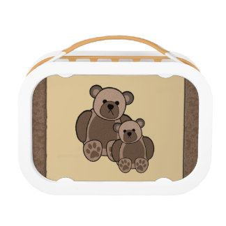 Teddy Bears Lunch Box