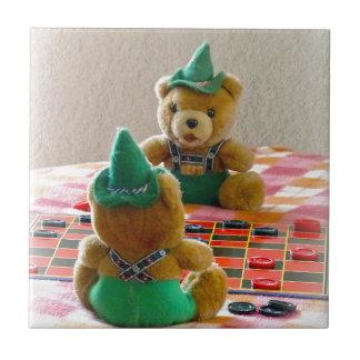 Teddy Bears Tiles