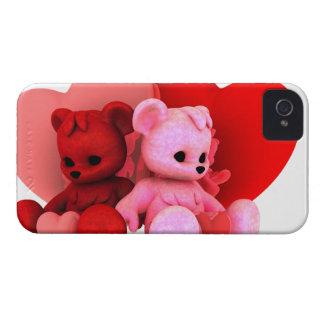 Teddy Bearz Valentine #1 Blackberry Bold Case