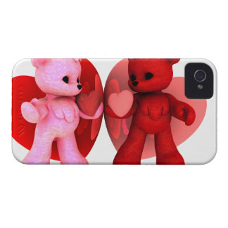Teddy Bearz Valentine #2 Blackberry Bold Case