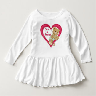 Teddy Heart Dress