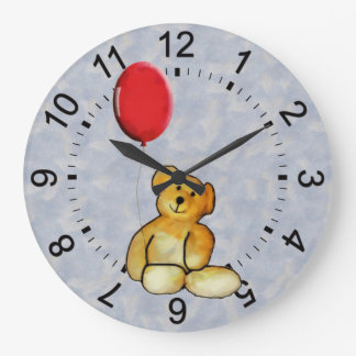 Teddy Large Clock