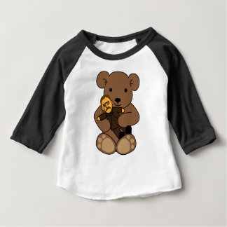 Teddy Love Baby T-Shirt