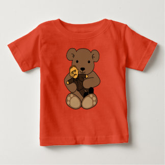 Teddy Love Baby T-Shirt