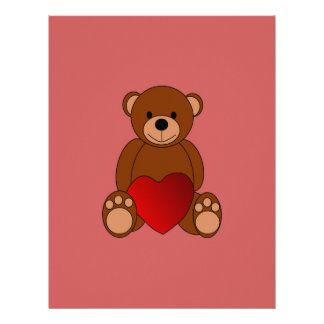 Teddy Love Letterhead