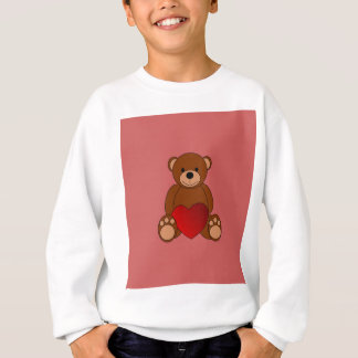 Teddy Love Sweatshirt