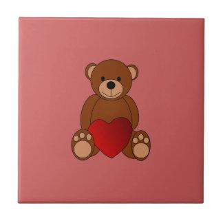 Teddy Love Tile