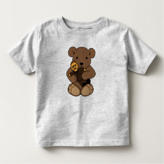 Teddy Love Toddler T-shirt
