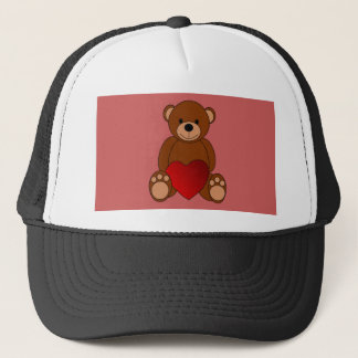 Teddy Love Trucker Hat
