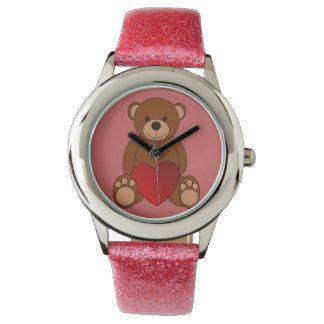 Teddy Love Watch