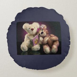 Teddy pilow round pillow
