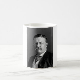 Teddy Roosevelt Portrait - 1904 Coffee Mug