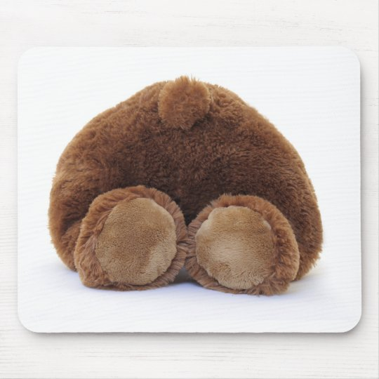 Teddy 's Rear Mousepad