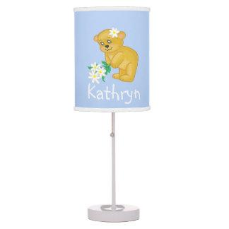 Teddy Tickles Desk Lamps