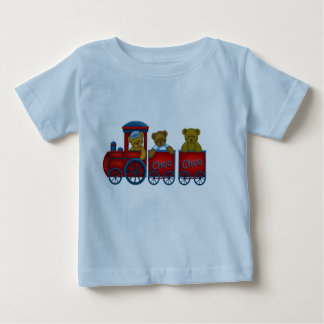 Teddy Train T Shirt