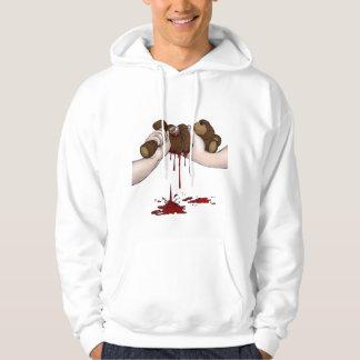 Teddy twister hoodie