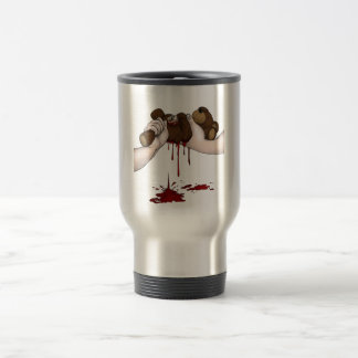 Teddy Twister Travel Mug