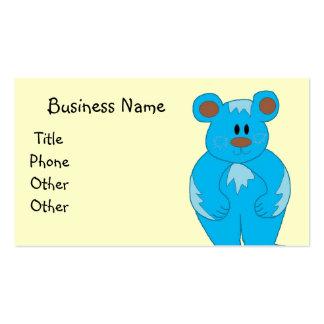 Teddybear Business Card