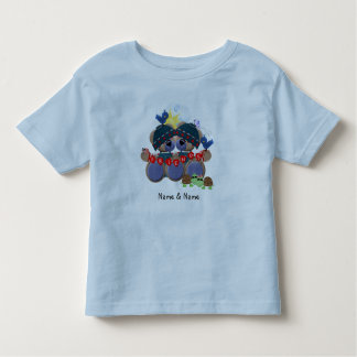 TeddyBear Friends (personalized) Toddler T-shirt