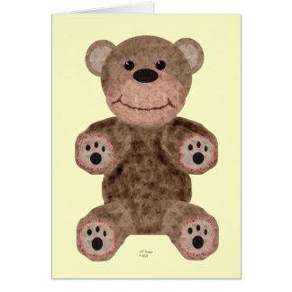 Teddybear - Greeting card