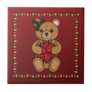 Teddy's Gift Tile