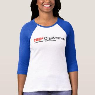 TEDxOjaiWomen 2 Tone Shirt