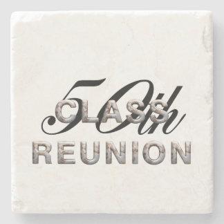TEE 50th Class Reunion Stone Coaster