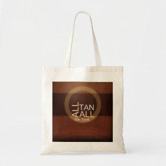TEE All Tan All Time Tote Bag