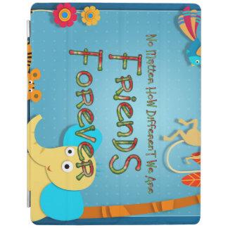 TEE Animal Friends iPad Cover