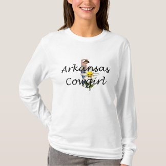 TEE Arkansas Cowgirl
