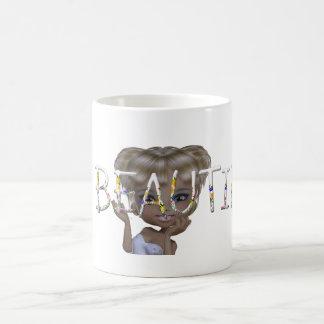 TEE Be Beautiful Coffee Mug