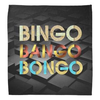TEE Bingo Bango Bongo Bandana