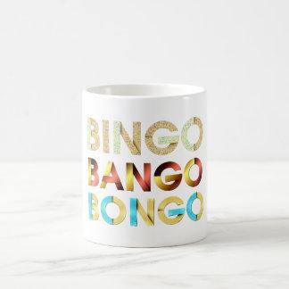 TEE Bingo Bango Bongo Coffee Mug