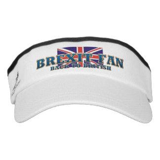 TEE Brexit Fan Visor