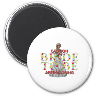 TEE Bride To Be Magnet