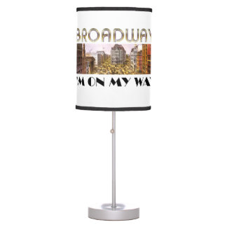 TEE Broadway Star Table Lamp