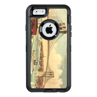 TEE Brooklyn Bridge OtterBox Defender iPhone Case