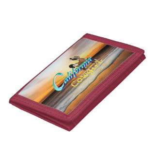 TEE California Cowgirl Tri-fold Wallet